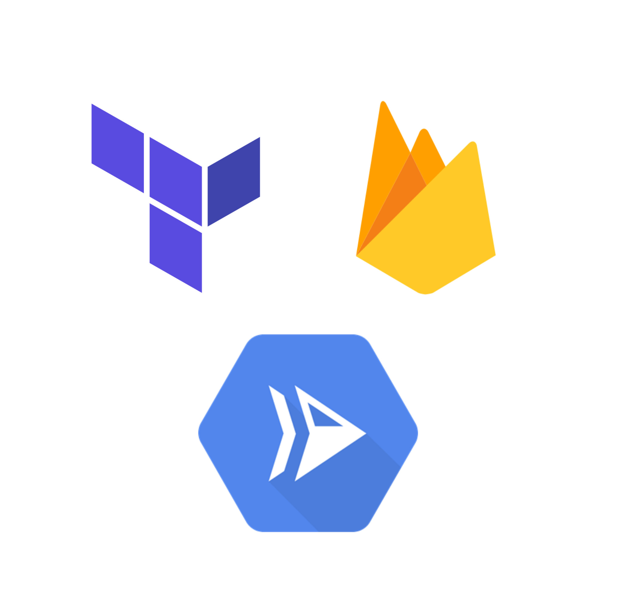 A complete Terraform setup of a serverless application on Google Cloud Run and Firebase