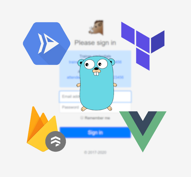 Too modern Go application? Building a serverless application with Google Cloud Run and Firebase